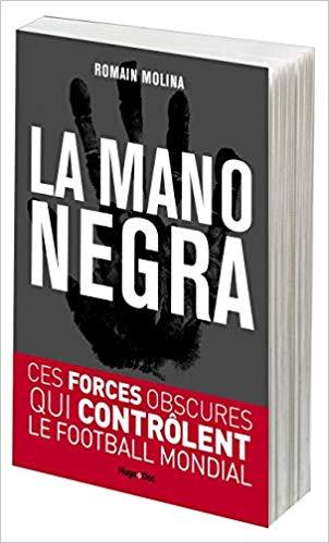 La mano negra Couverture du livre