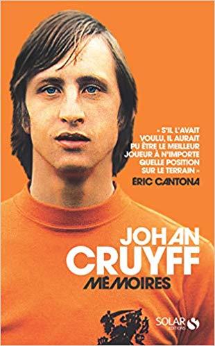 Johan Cruyff, mémoires